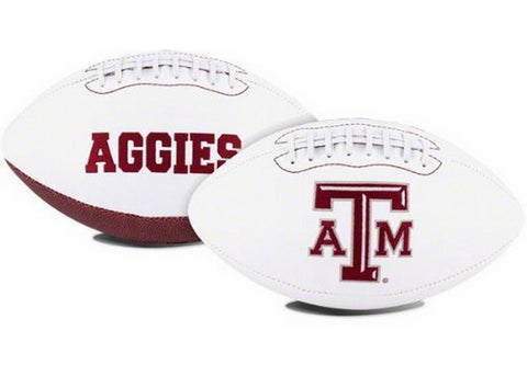K2 NCAA Texas A&M Aggies Signature Football - Peazz.com