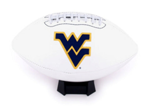 K2 Signature Series Full Size Team Footballs - West Virginia University - Peazz.com