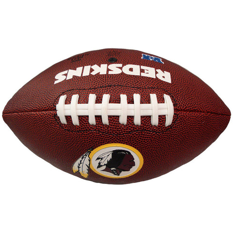 Washington Redskins Game Time Full Size Football - Peazz.com