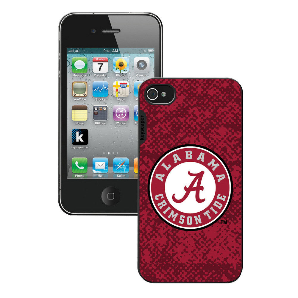 Iphone 4/4S Case Alabama Crimson Tide