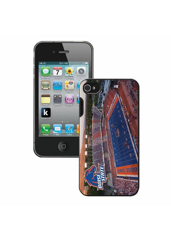 Ncaa Iphone 5 Case- Stadium Boise State Broncos - Peazz.com
