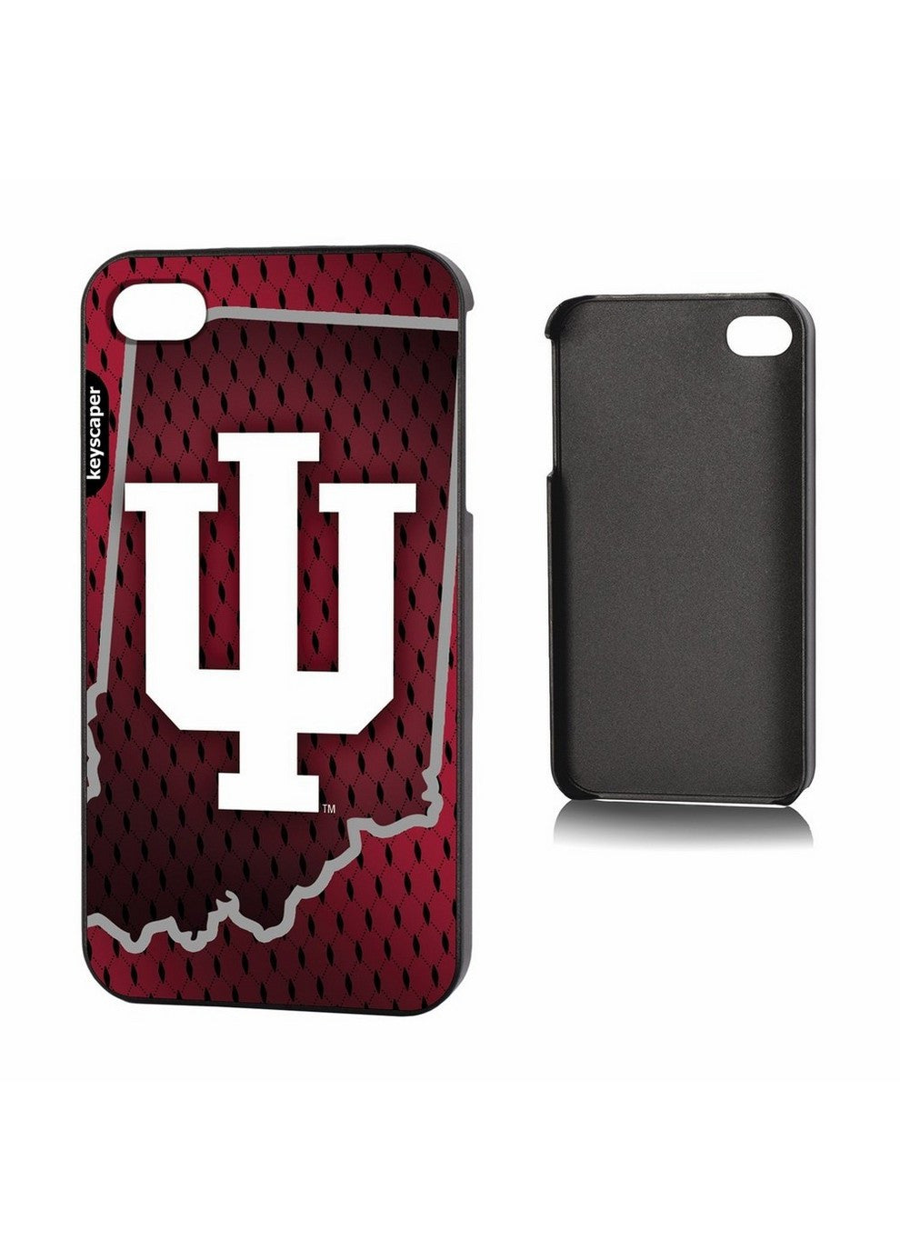 Iphone 4/4S Case Indiana Hoosiers SPI-KEYCINDIP4