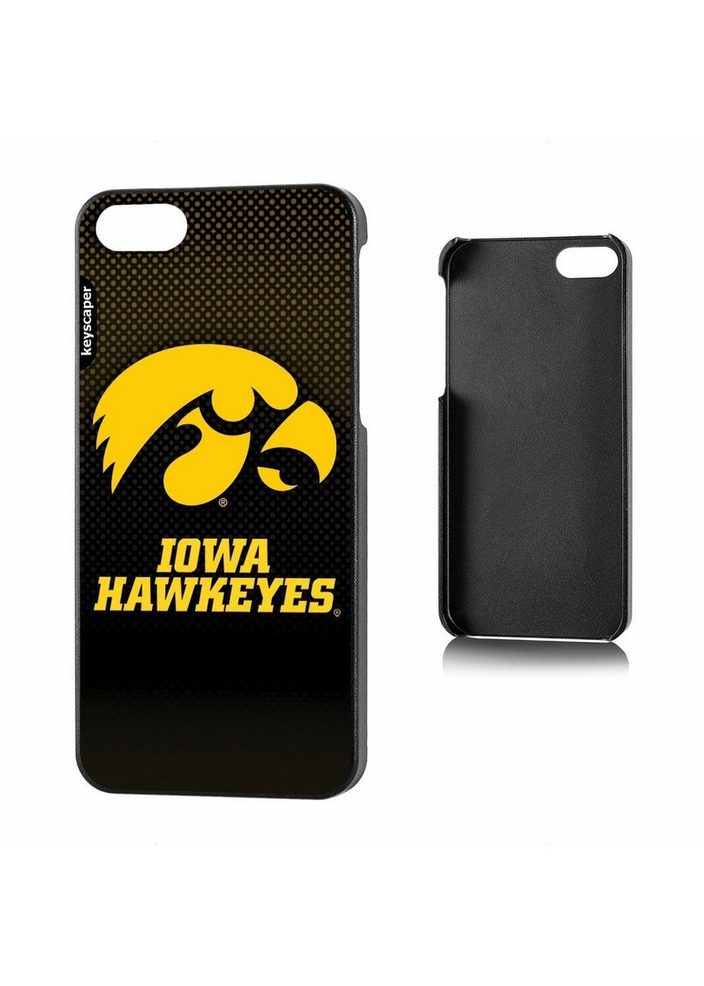 Ncaa Iphone 5 Case - Iowa Hawkeyes