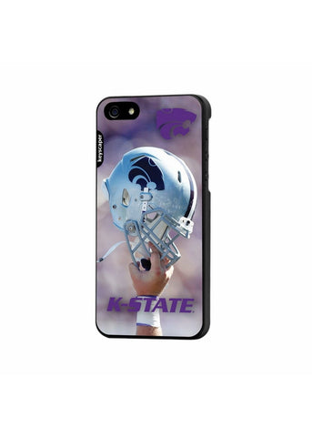 Ncaa Iphone 5 Case- Helmet Kansas State Wildcats - Peazz.com