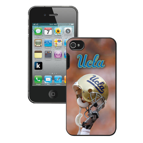 Ncaa Iphone 4 Helmet And Arm Case UcLA Bruins - Peazz.com