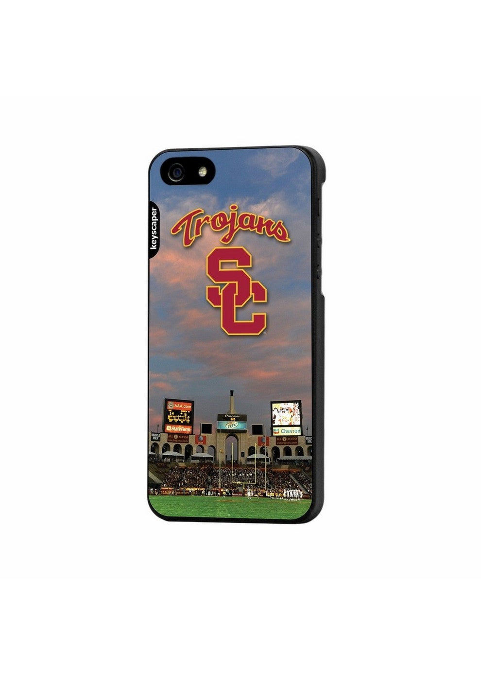 Ncaa Iphone 5 Stadium Night Usc Trojans SPI-KEYCUSCIP5SN