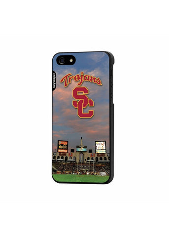 Ncaa Iphone 5 Stadium Night Usc Trojans - Peazz.com