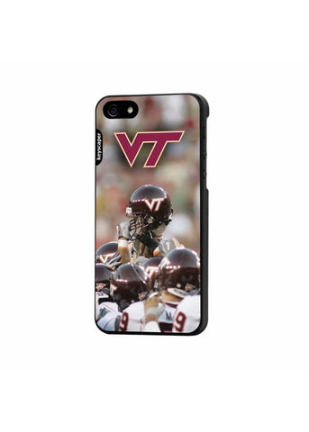 Ncaa Iphone 5 Case- Helmet Virginia Tech Hokies - Peazz.com