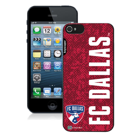 Ncaa Iphone 5 Case - MLS Dallas Fc - Peazz.com