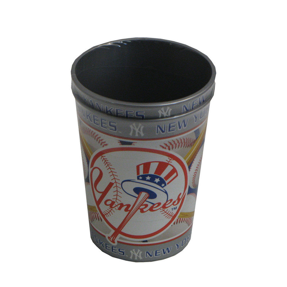 Majestic Plastic Cup 16-Ounce 2-Pack - New York Yankees