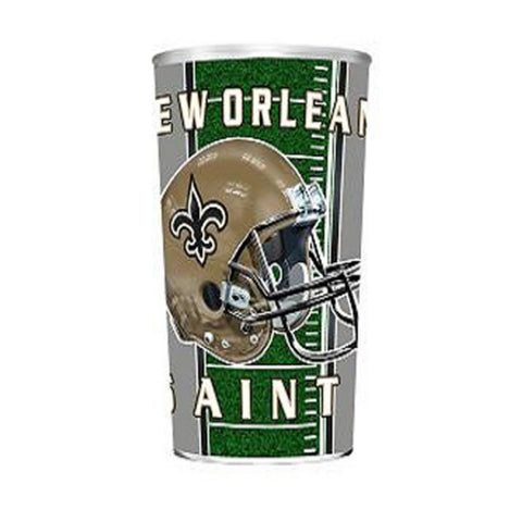 Majestic Plastic Cup 32-Ounce - New Orleans Saints - Peazz.com