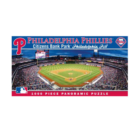 1000 Piece Ballpark Puzzle - Philadelphia Phillies - Peazz.com