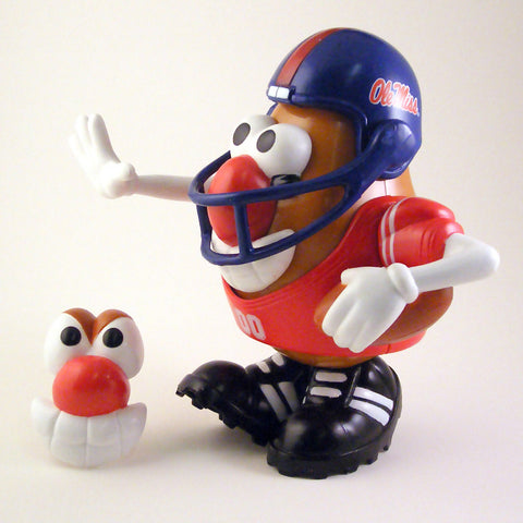 Mr. Potato Head Ncaa - Ole Miss - Peazz.com