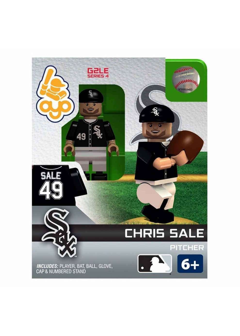 OYO Figure Chicago White Sox Chris Sale
