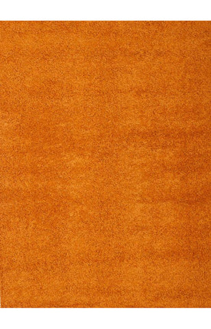 Abacasa 1305-8x10 Domino Orange Area Rug - Peazz.com