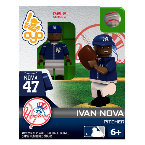 OYO Figure New York Yankees Ivan Nova - Peazz.com