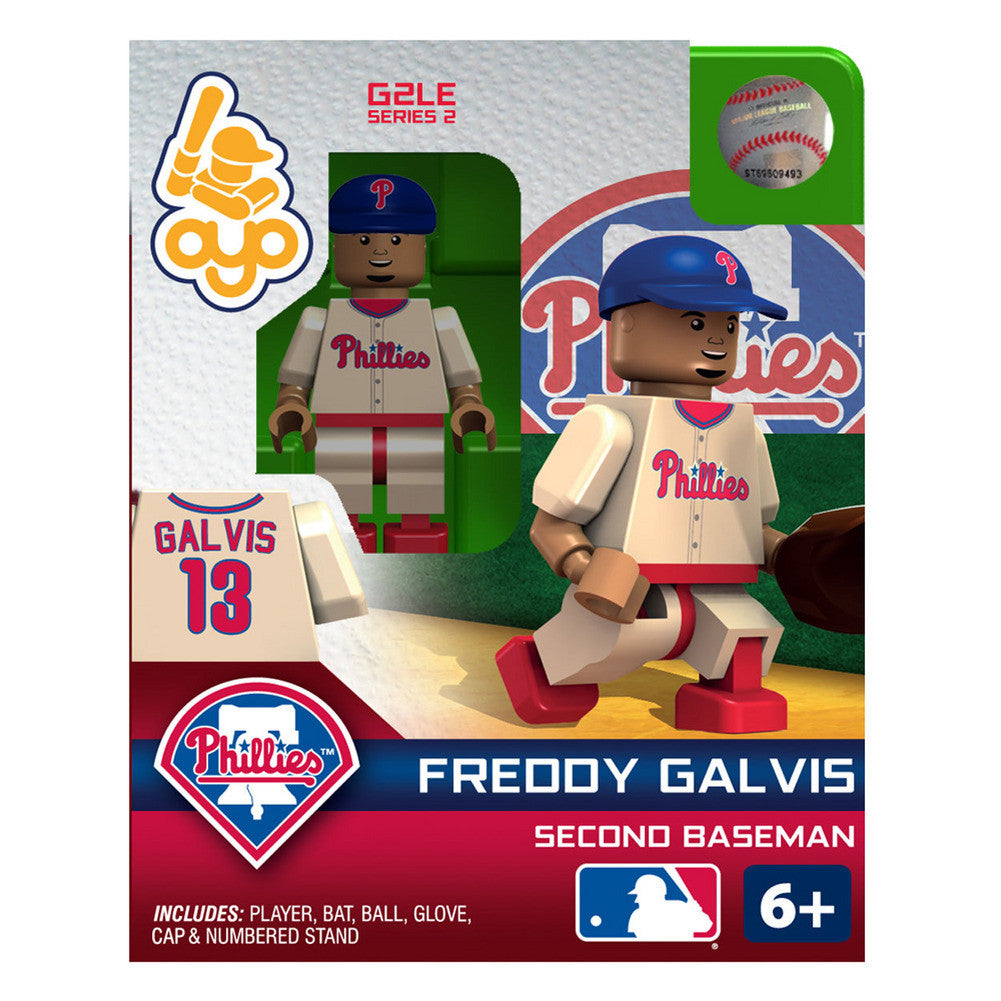 OYO Figure Philadelphia Phillies Freddy Galvis