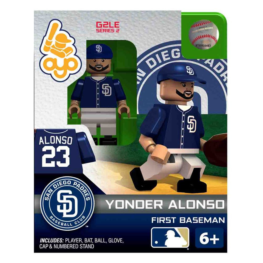 OYO Figure San Diego Padres Yonder Alonso