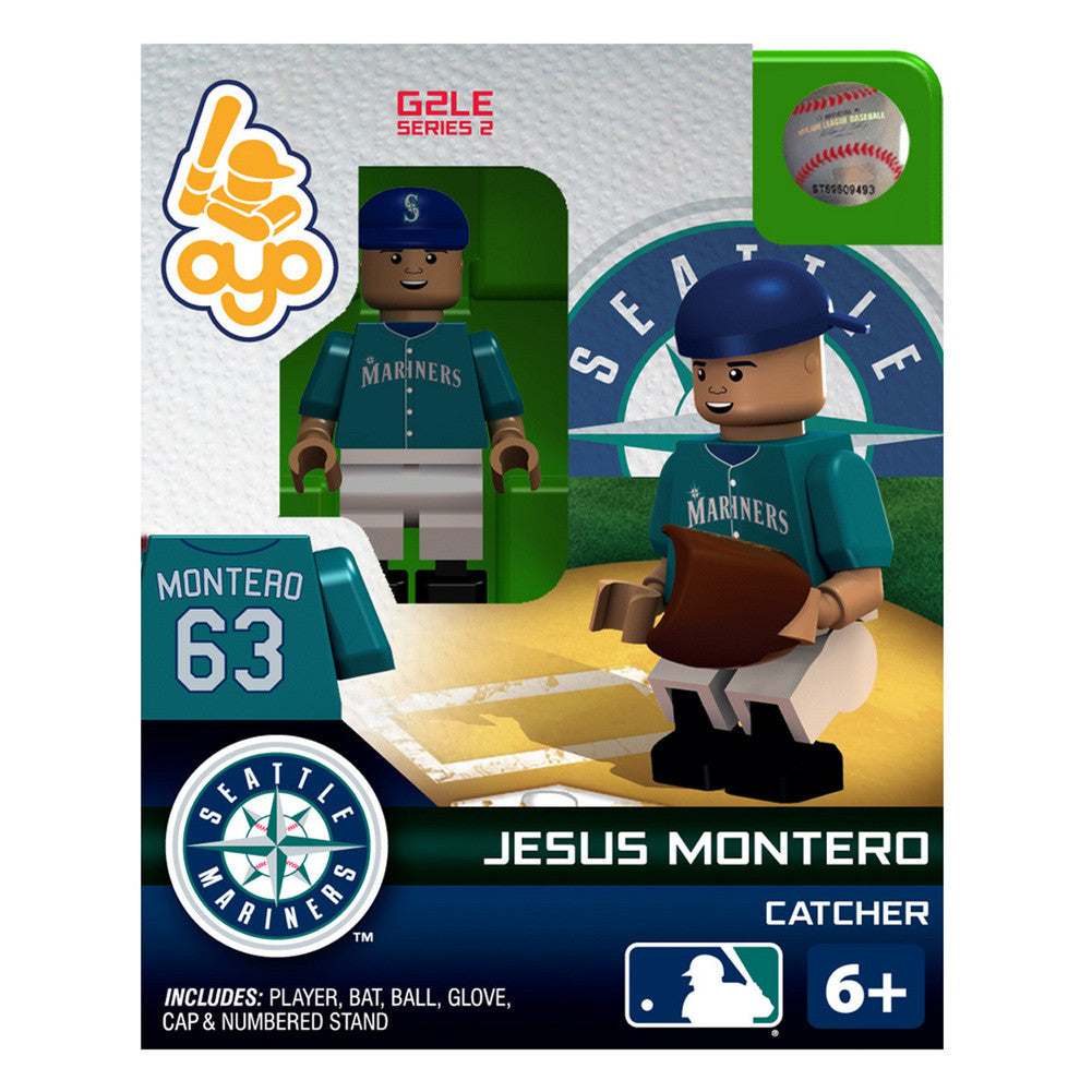 OYO Figure Seattle Mariners Jesus Montero