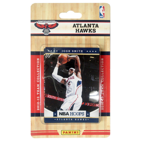2012 Panini NBA Hoops Team Set - Atlanta Hawks - Peazz.com
