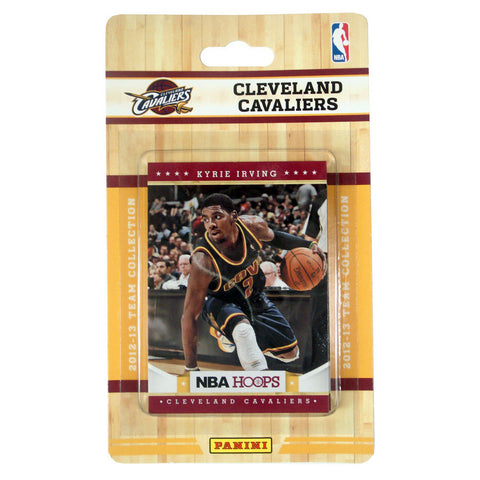 2012 Panini NBA Hoops Team Set - Cleveland Cavaliers - Peazz.com