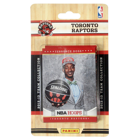 2012 Panini NBA Hoops Team Set - Toronto Raptors - Peazz.com