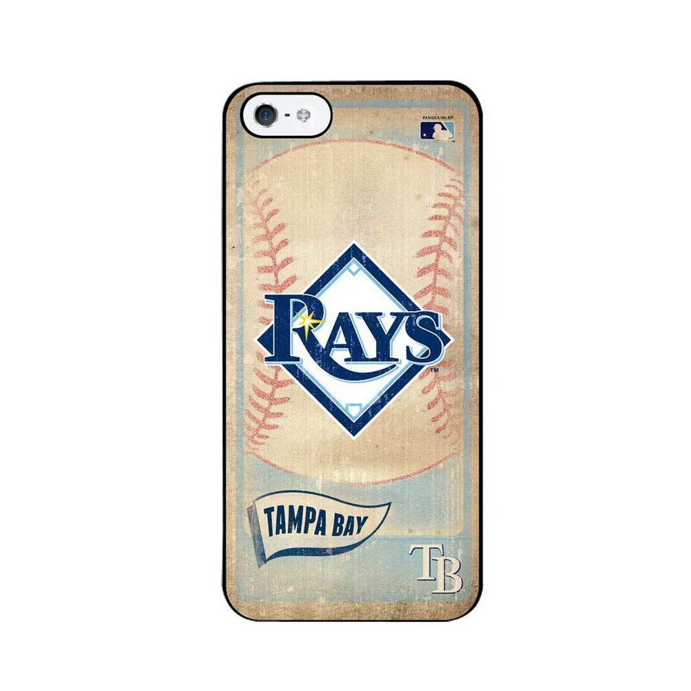 Vintage Iphone 5 Case - Tampa Bay Rays