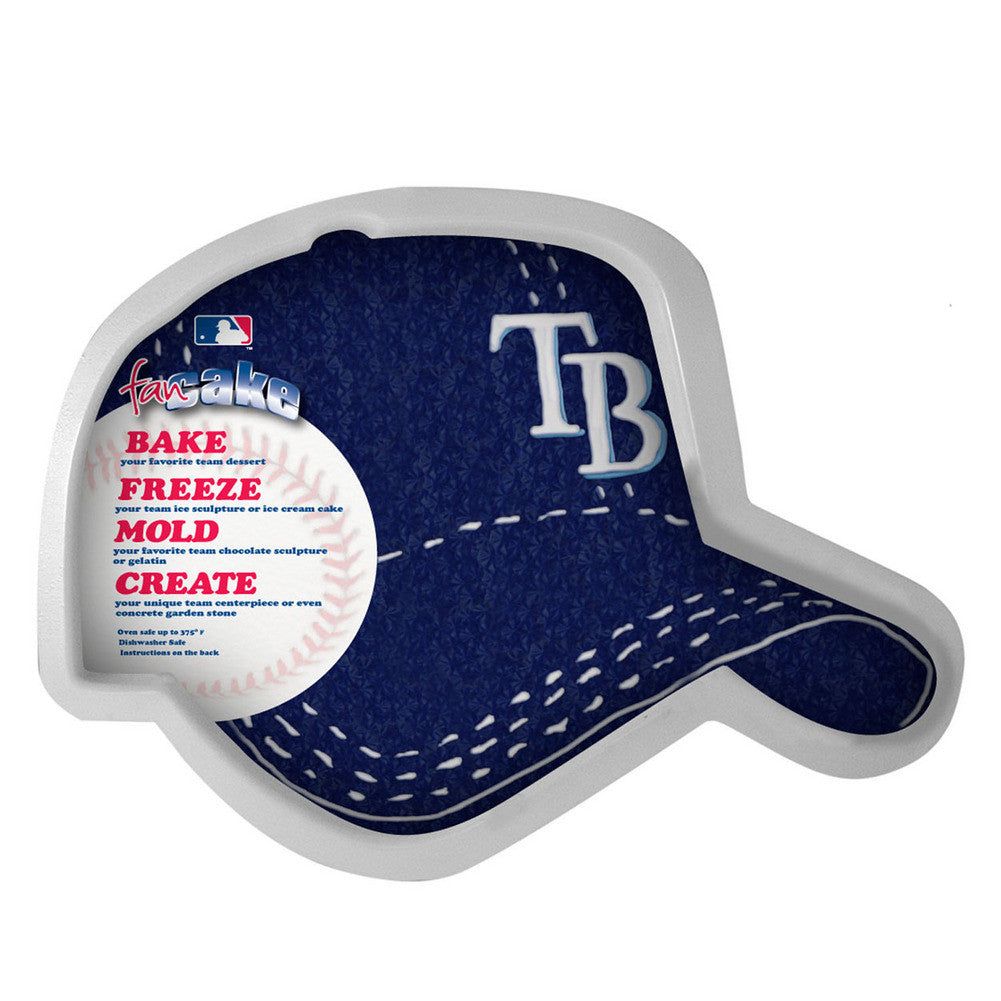 Pangea Fan Cakes - Tampa Bay Rays