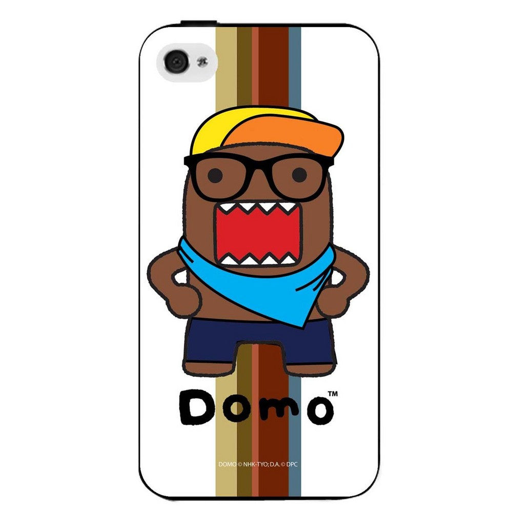 Domo Hipster iPhone 5 Case
