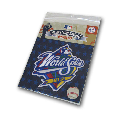 MLB World Series Patch - 1999 Yankees - Peazz.com
