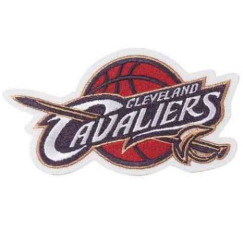 NBA Logo Patch - Cleveland Cavalier - Peazz.com