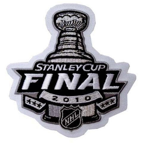 Logo Patch NHL - 2010 Stanley Cup - Peazz.com