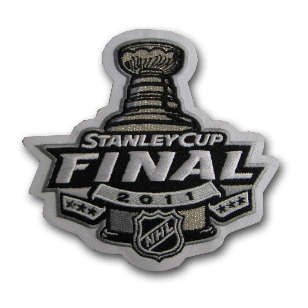 2010/11 NHL Stanley Cup Patch