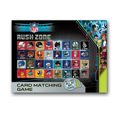 NFL Team Match-Up Card Game - Peazz.com