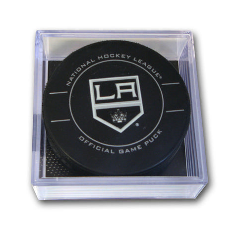 Official Hockey Puck - Los Angeles Kings - Peazz.com