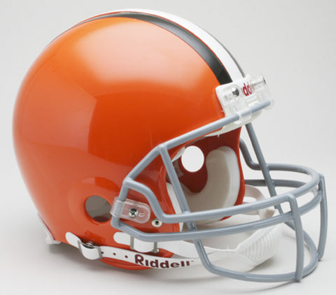 Riddell Pro Line Authentic NFL Helmet - Browns - Peazz.com