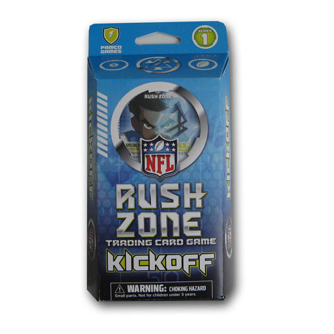 2013 NFL Rush Zone Card Game - Starter Deck - Peazz.com