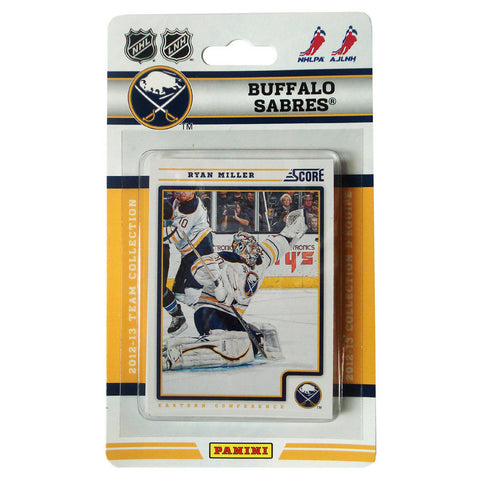 2012/13 Score NHL Team Set - Buffalo Sabres - Peazz.com