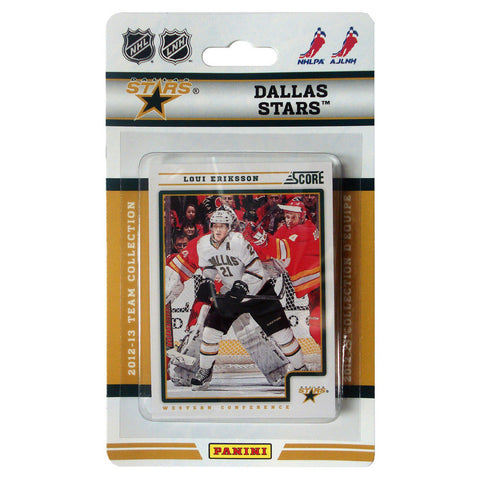 2012/13 Score NHL Team Set - Dallas Stars - Peazz.com