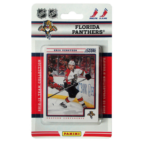 2012/13 Score NHL Team Set - Florida Panthers - Peazz.com