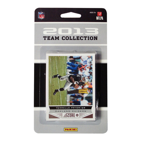 2013 Score NFL Team Set Raiders - Peazz.com