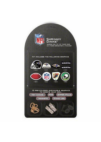 Baltimore Ravens  Shrinky Dinks - Peazz.com