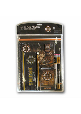 11PC Stationery Set - Boston Bruins - Peazz.com