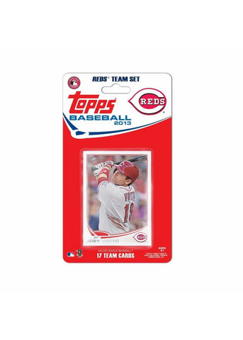 Topps 2013 Team Set - Cincinnati Reds - Peazz.com