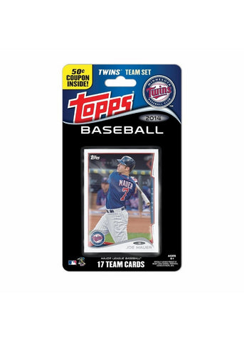 2014 Topps MLB Sets -  Minnesota Twins - Peazz.com