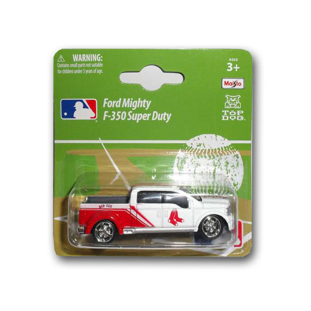 Ford F350 1:64 Style Diecast - Boston Red Sox SPI-TDBBBOSF350