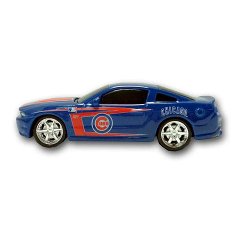 Ford Mustang 1:64 - Chicago Cubs - Peazz.com