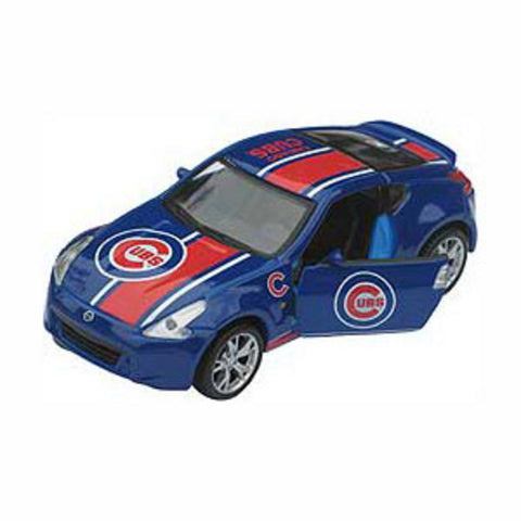 MLB Pull Back 300Z 1:43 - Chicago Cubs - Peazz.com