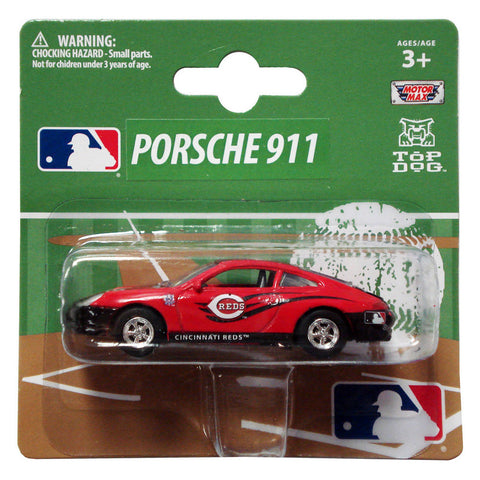Top Dog 1:64 Scale Cincinnati Reds Porsche - Peazz.com