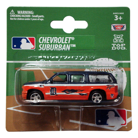 Top Dog 1:64 Scale Detroit Tigers Suburban - Peazz.com